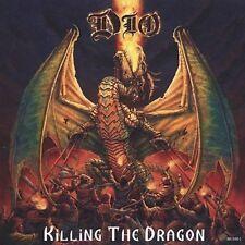 Killing the Dragon by Ronnie James Dio CD 💿 Black Sabbath Rainbow Elf