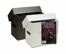 Short Comic Storage Box - Plastic --Set of 10-