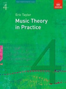 Music Theory in Practice, Grade 4 (Music Theory in Practice (ABRSM)) By Eric Ta