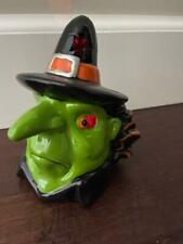 """Department 56 - Lit Witch (4.5"""" Tall) Lights up & changes colors! Free Shipping"""