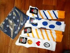 Soccer Pillow cover and Lot of 4 Sports Softball Volleyball Socks Med ~NEW~ Sale