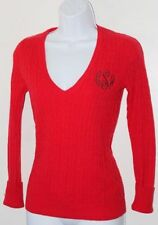 Cashmere Blend V-Neck Regular Size XS Sweaters for Women