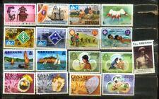 Grenada nice Stamps small  Lot  MNH