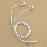 3.5mm Stereo In-Ear Headphone Earbuds Earphone Headset Mic for Samsung iPhone LG