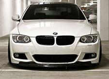 BMW 3 Series LCI E92 E93 M Facelift Gloss Black Kidney Euro Sport Grill 11-13