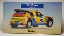 Heller 1/43 205 Rallye
