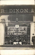 More details for lincoln photo. dixon shop & paisley tie displat by c.moreland, lincoln.