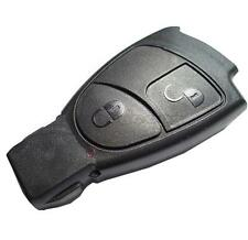 Mercedes Benz 2 Button Replacement Remote Key Fob Case For  A C E ML Class