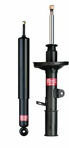 KYB 334277 334278 PAIR Front Shock Absorbers FOR Toyota Celica TTZ231R 99-06