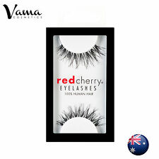 RED CHERRY Lashes #WSP BRAND NEW 100% Human Hair AUS Seller NEW PACKAGING