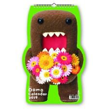 Eight Station Domo-kun Wall Hang Calendar 2019