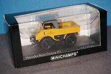 "RF33] 1/43 Minichamps Mercedes-Benz Unimog 401 ""Deutsche Bundespost"" 1955"