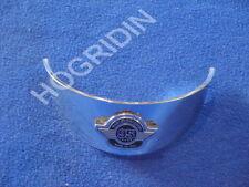 95th anniversary medallion Harley softail dyna sportster headlight lamp visor