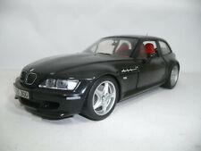 1999 BMW Z3 E36/8 M COUPE BLACK METALLIC 1:18 UT DEALER 80439422193 VERY RARE