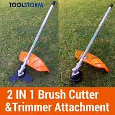 String Trimmer Brush Cutter Attachment Fit Honda GX35/GX25 With 9 Splines Shaft