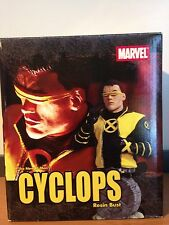 MIB Marvel Universe Cyclops Resin Bust 2004