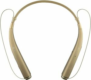 LG HBS-780 Tone Pro Wireless Bluetooth Universal Headset - (GOLD/RED)  FAST SHIP