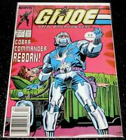G.I Joe 58 1st Print (5.5) 1982 Series Marvel Comics