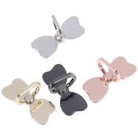360 degree metal bow-knot finger ring mobile phone stand holder Bb@MB baPY