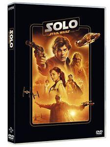 Star Wars Story Solo Dvd  Disney nuovo