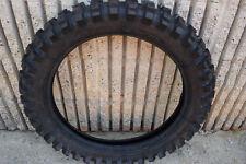 VINTAGE MOTORCROSS TIRE & TUBE  V109 4.00-18, (110/90-18) 64P 6 Ply Vintage MX