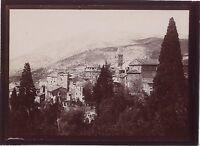 Villa Este Italia Foto Amateur Viaggio IN Italia 1898 Vintage Citrato