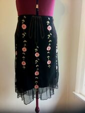INTUITIONS ANTHROPOLOGIE SKIRT SIZE 12