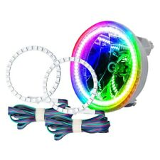 For Chevy Camaro 10-13 Oracle Lighting SMD ColorSHIFT Halo Kit for Fog Lights
