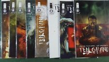 Ten Grand 2013 #1 3-6 Lot of 8 Image Straczynski Variants nm bagged boarded