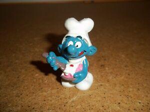 "Vtg. Greedy Smurf. 2"" Peyo 1980s"