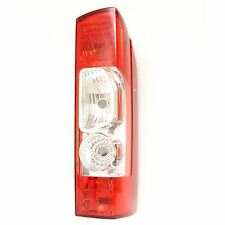 FIAT DUCATO MK4 2006-2011 REAR TAIL LIGHT LAMP DRIVERS SIDE RIGHT O/S