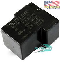 American Zettler 15VDC 256 Ohm 40A SPST -  Power Relay Part # AZ2150-1A-15DE F