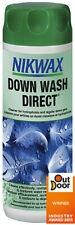 Nikwax Bas Wash Direct Cleaner 300 ml pour Down Filled vêtements Water repellenc...