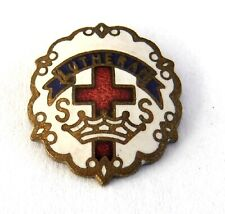 VINTAGE Pin / Pins - LUTHERAN emailliert