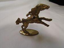 Vintage Brass Winged Pegasus 2 1/2 Height