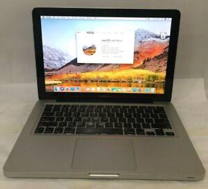 """Apple Macbook Pro 13"""" A1278 (2011) Core i5 2.3 Ghz 4 GB Ram 256 GB SSD Warranty"""