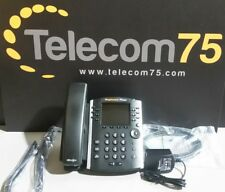 Polycom VVX 410 With Power Ring Central       Qty Available.