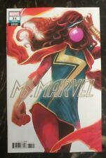 Ms. Marvel 31 Bubblegum Variant