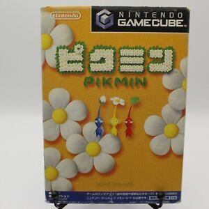 Pikmin For Japanese Gamecube Complete Japan Import US Seller