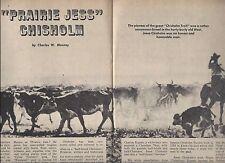 Prairie Jess Chisholm+Rogert,Talahina,Chief John Jolly,Wigwam Neosho, The Raven