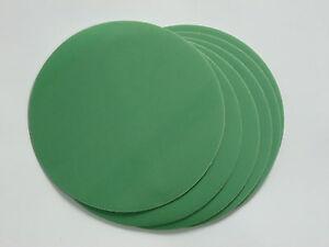 """Wet or Dry Sanding Discs 6"""" 150 mm"""