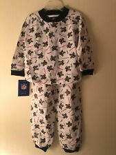NFL FLORIDA PANTHERS 2-PIECE PAJAMA SET NWT/4T