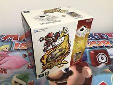Consola Nintendo GameCube Versión Pal Mario Smash Football Pak 100% Original New