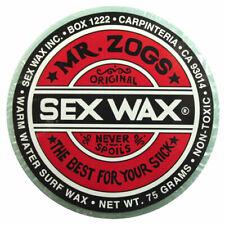 Sex Wax Mr Zogs Og Warm Aqua - Pineapple Scented