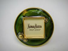 Jay Strongwater Neiman Marcus Mini Picture Frame or Clip Pin Green Enamel