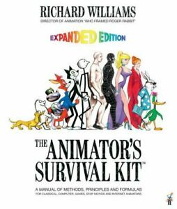 The Animator's Survival Kit Kit : A Manual of Methods, Principles and...