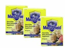 MACUSHIELD EYE HEALTH SUPPORT 270 CAPS 9 MONTHS SOFTGEL SUPPLEMENT (3 x 90 Caps)
