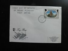 Falkland Islands: First day of Opening of Mount Pleasant Post Office, Cover