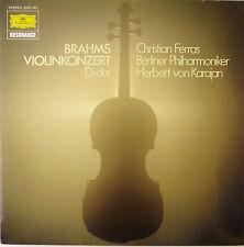 """12"""" LP - Brahms - Concerto Per Violino E Orchestra, Op.77 - B2884"""
