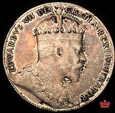 1904H Newfoundland 50 Cents - VF/EF - Lot#839